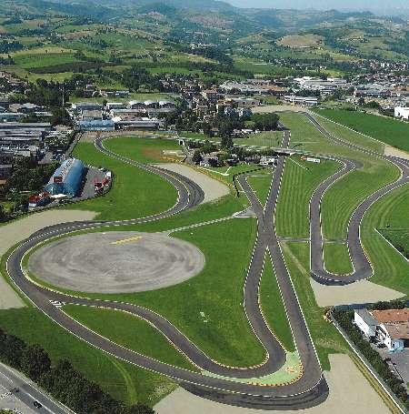 Maranello circuit