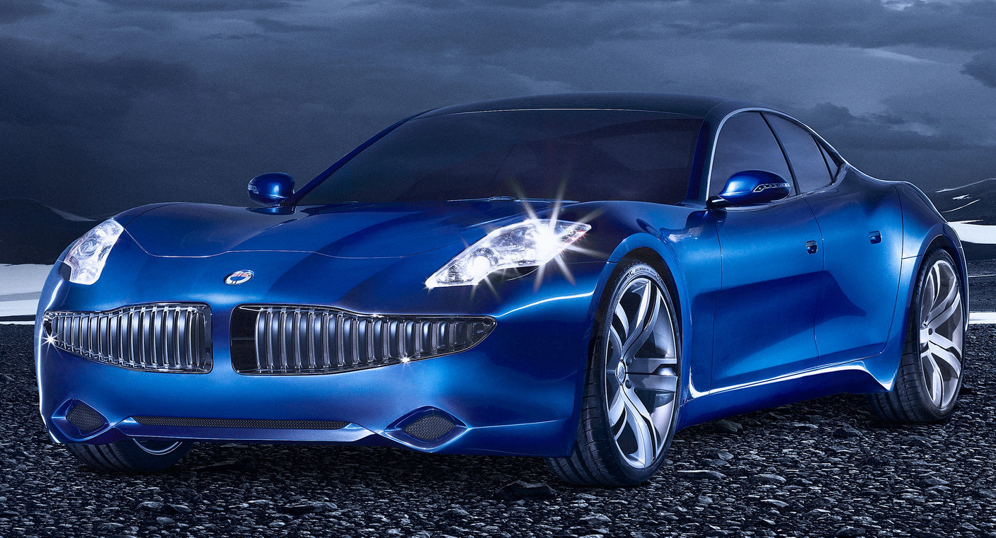 beautiful electric car the fisker karma my car heaven. Black Bedroom Furniture Sets. Home Design Ideas