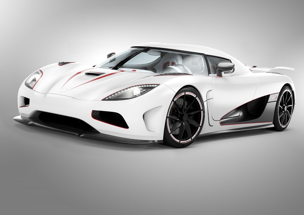 The most beautiful cars of the 2011 geneva motor show