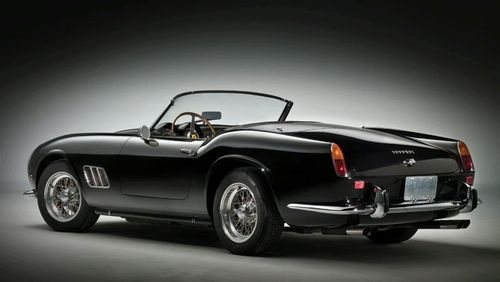 ferrari 250 gt california spyder beautiful cool iconic and highly desirable my car heaven. Black Bedroom Furniture Sets. Home Design Ideas