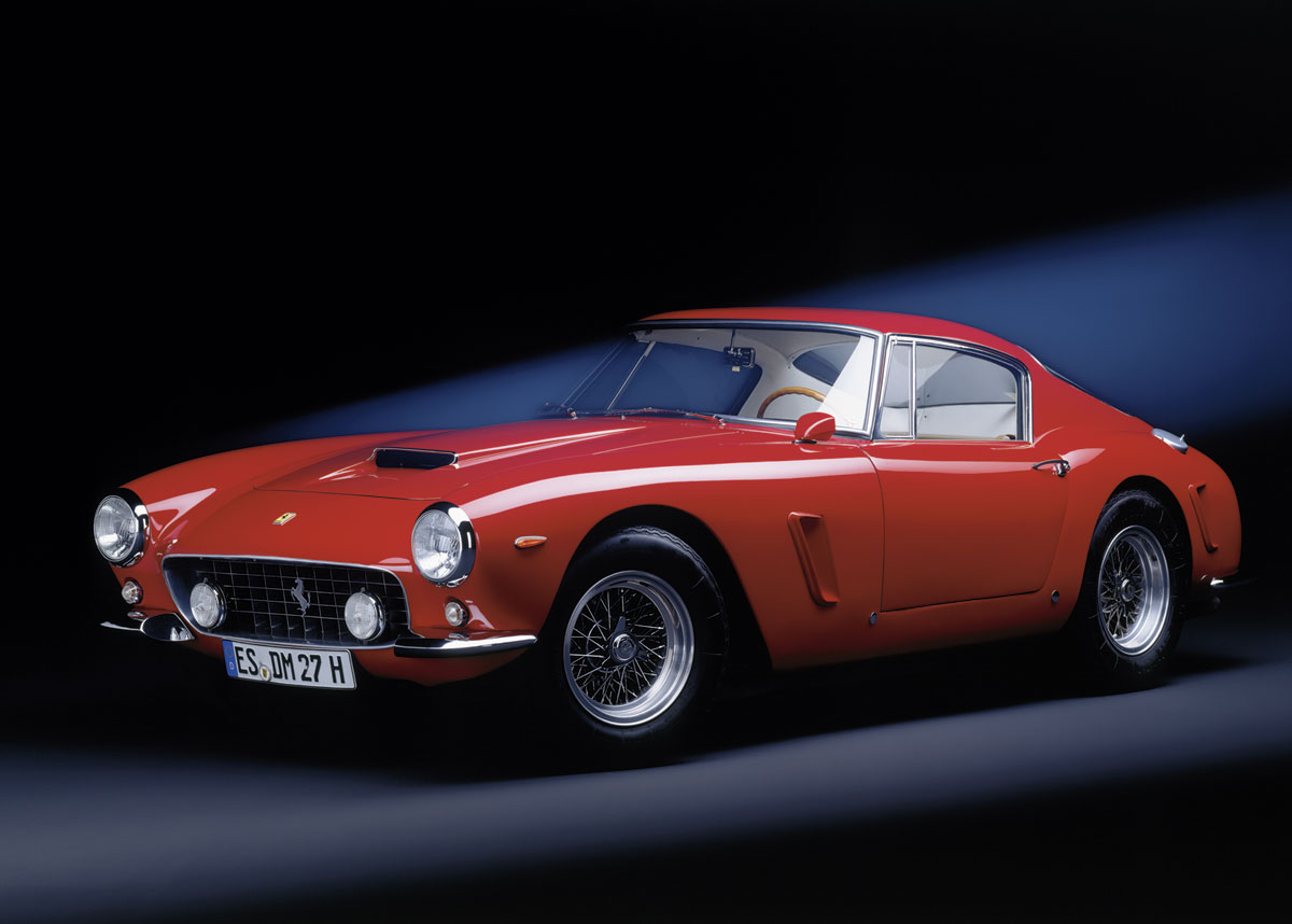 Ferrari 250 Gts Beautiful Cool Iconic And Highly Desirable My Car Heaven