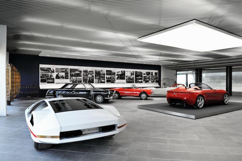 Pininfarina at National Automobile Museum of Turin  My Car Heaven