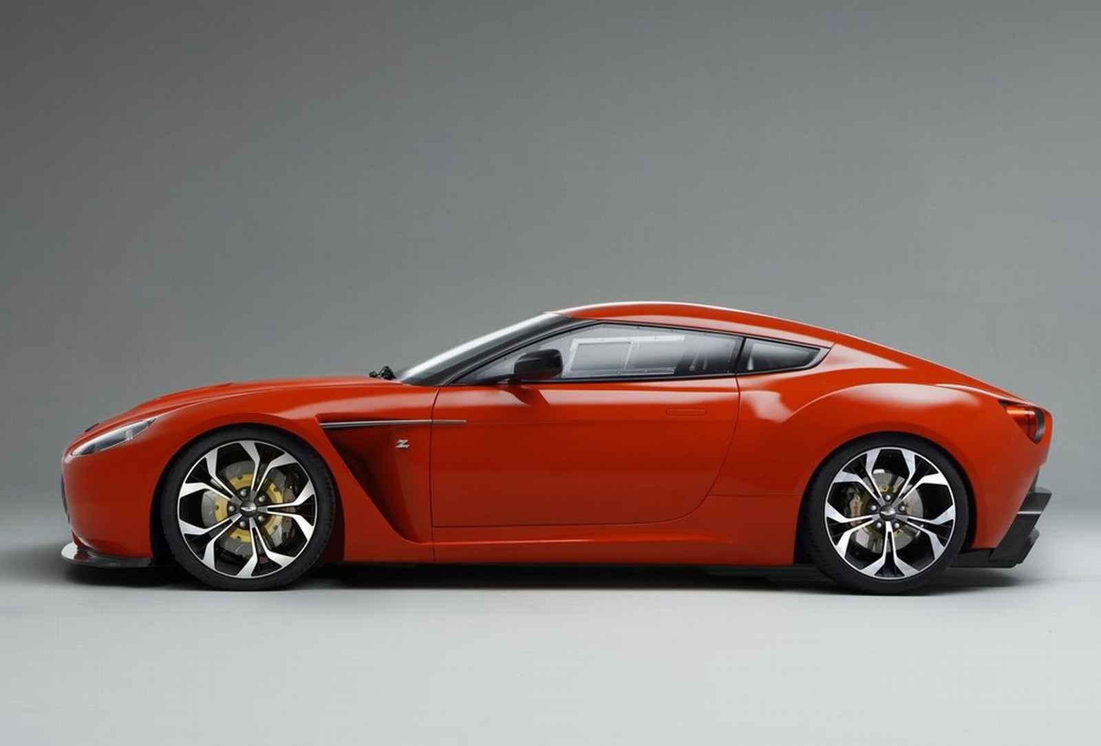 new aston martin zagato concept car my car heaven. Black Bedroom Furniture Sets. Home Design Ideas