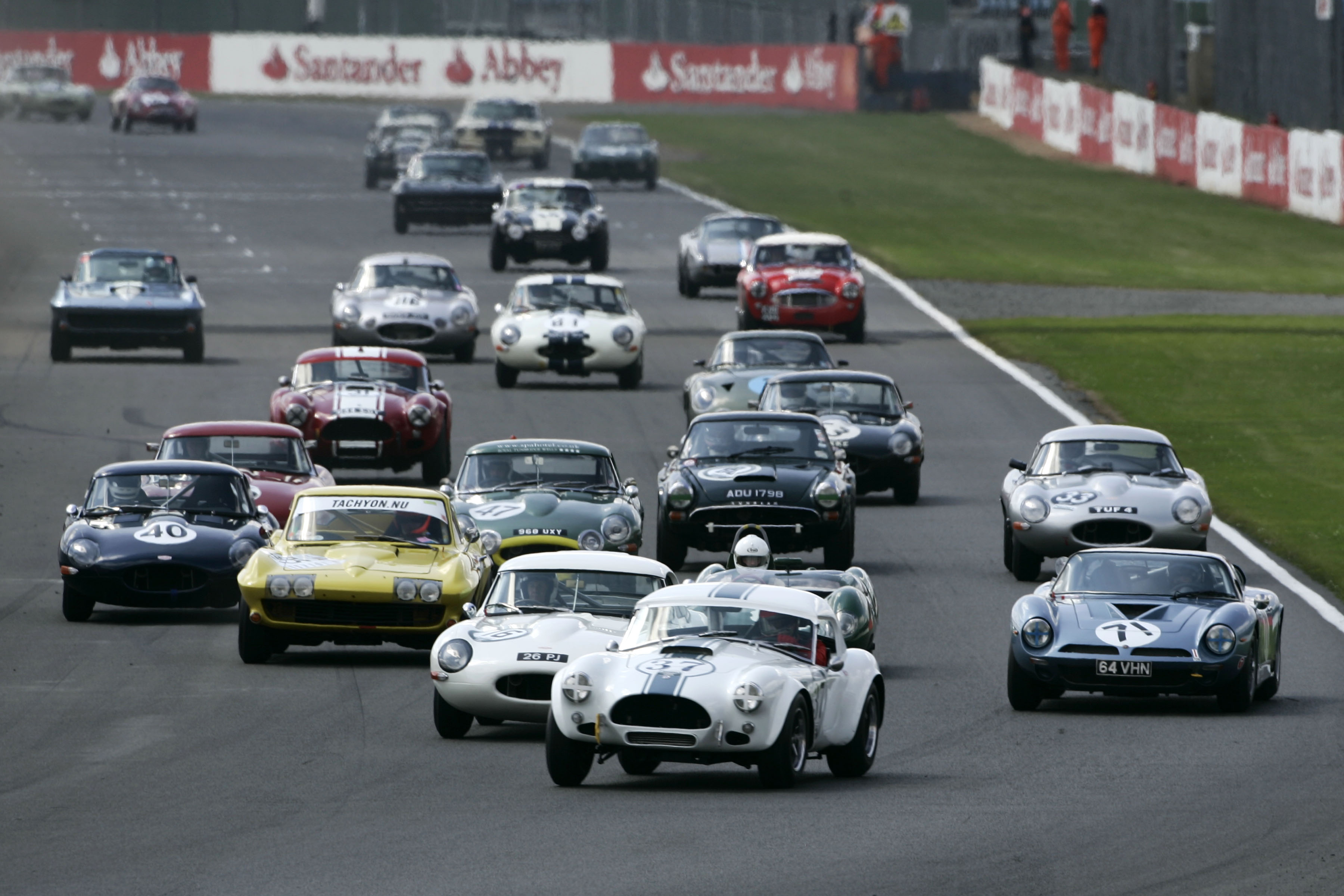 Silverstone Classic Is A Go My Car Heaven