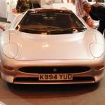 UK-Classic-Motor-Show-2011-Jaguar-XJ220