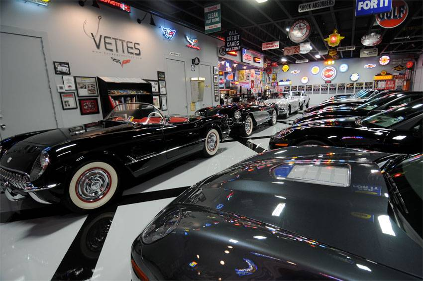 Now That 39 S What I Call A Beautiful Car Garage Part 11