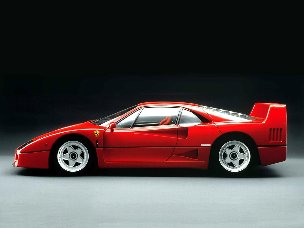 So who s owned a Ferrari F40  F 40