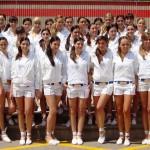 Barcelona Formula 1 Girls