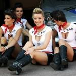 Monaco Formula One Girls
