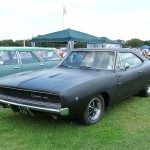 Bromley_Pageant_of_Motoring (Dodge Charger 1968)