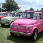 Bromley_Pageant_of_Motoring (Fiat 500)