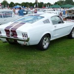 Bromley_Pageant_of_Motoring (Ford Mustang 1967)