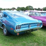 Bromley_Pageant_of_Motoring (Ford Mustang Fastback 1968)