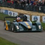 CPoP 2012 - Caterham SP300R (lap record 61.89s)