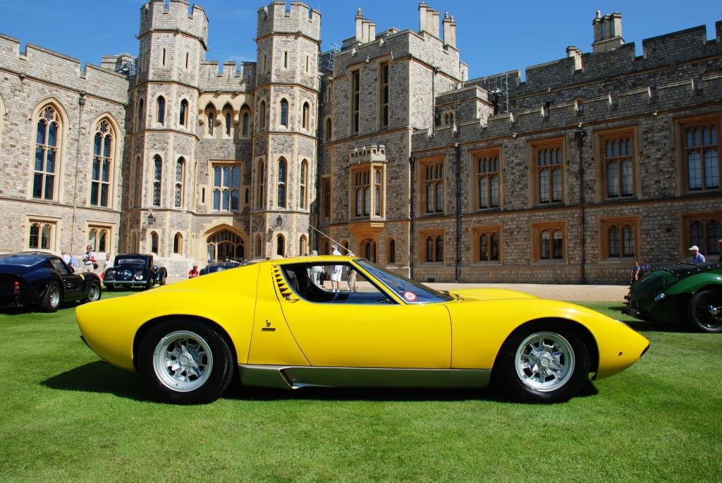 More Lamborghini Muira related posts.