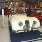 Classic Motor Show at NEC 2012 (117)
