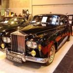 Classic Motor Show at NEC 2012 (151)