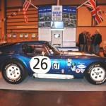 Classic Motor Show at NEC 2012 (40)