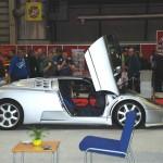 Classic Motor Show at NEC 2012 (70)