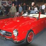 Classic Motor Show at NEC 2012 (91)