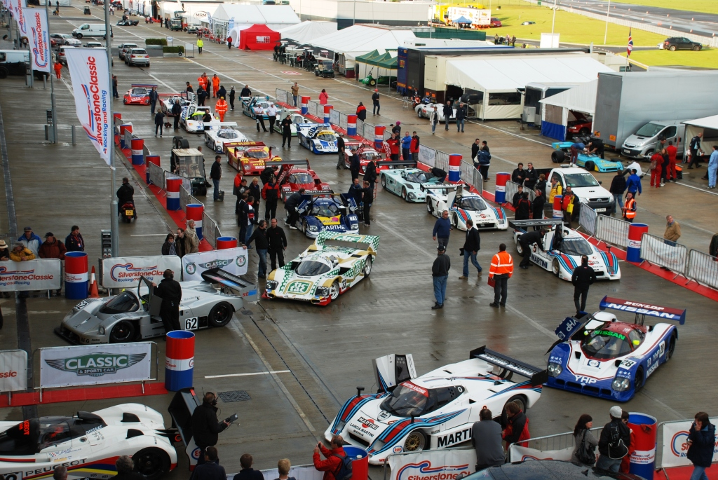 Dates And Ticket Information For Silverstone Classic My Car