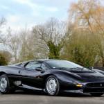More Jaguar XJ220 related posts.