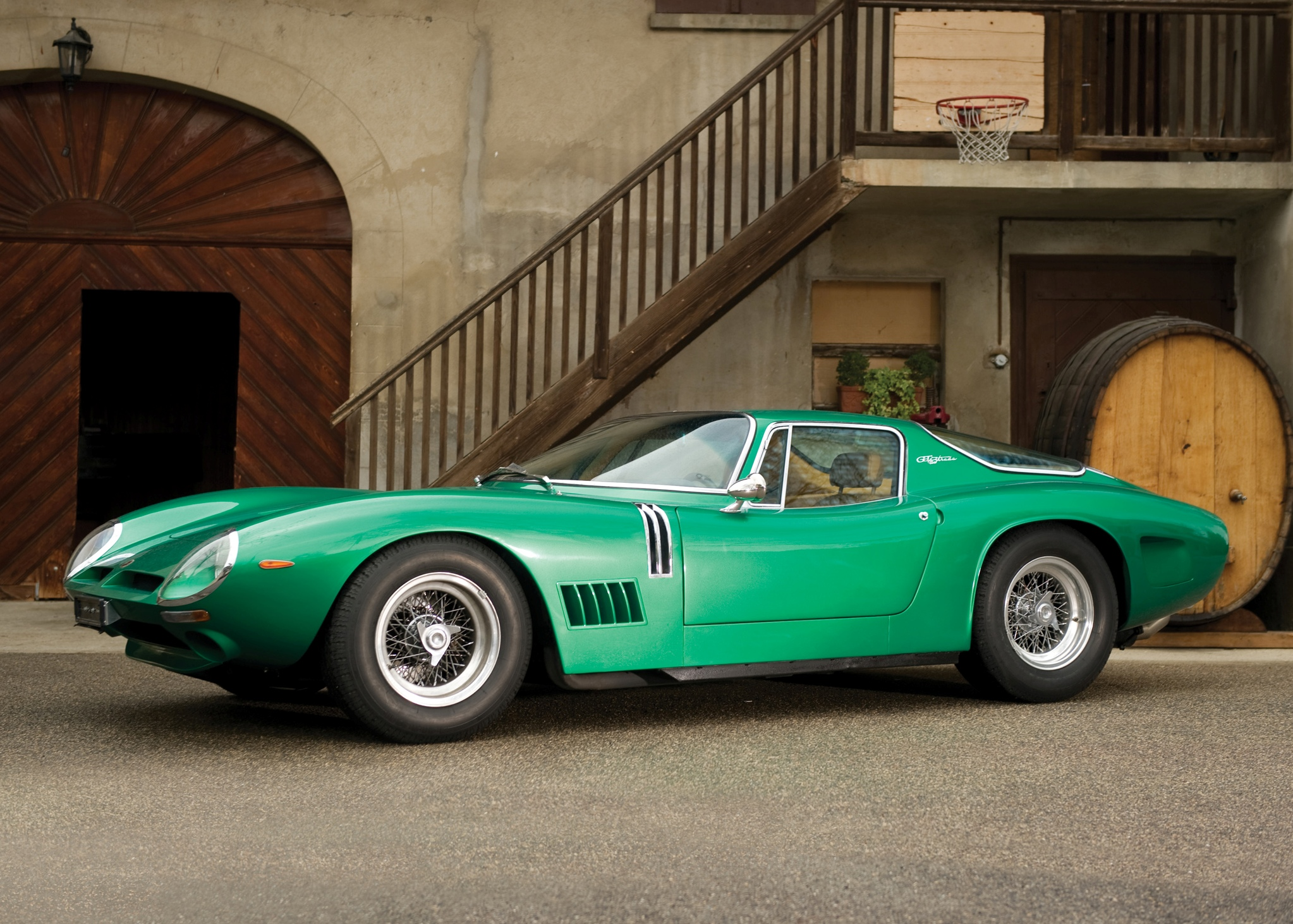 My top 10 sports cars ...