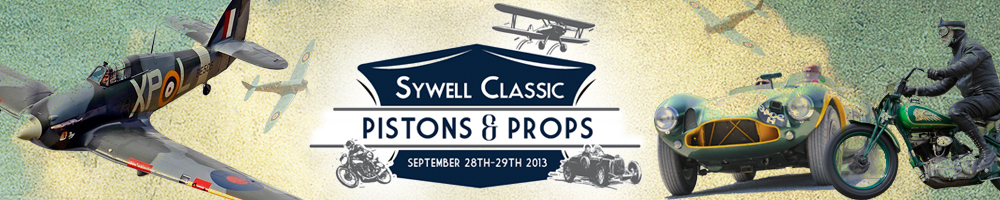 More Sywell Classic Pistons and Props related posts.