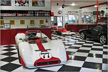 Now That 39 S What I Call A Beautiful Car Garage Part 12