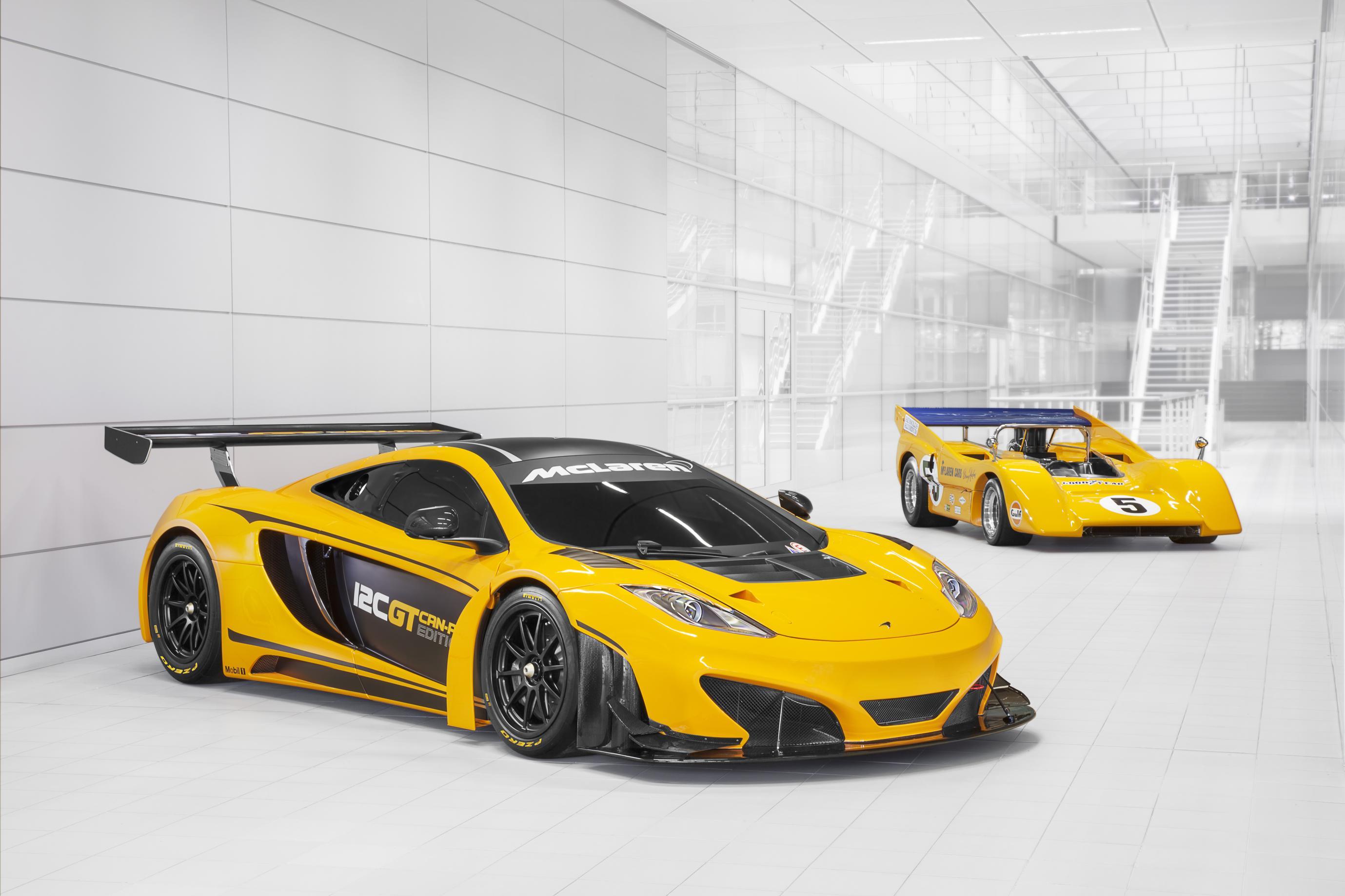 McLaren Soul • Championship-winning cars in McLaren's history