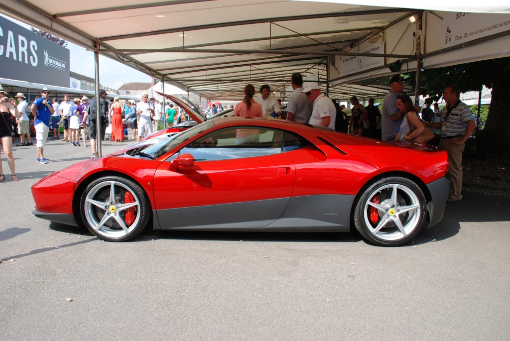 eric clapton 39 s one off ferrari sp12 ec very nice my car heaven. Black Bedroom Furniture Sets. Home Design Ideas