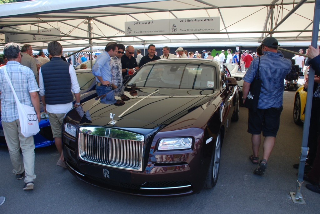 Rolls Royce Wraith Wikipedia The Rolls-royce Wraith