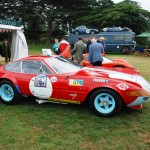 Ferrari Daytona race car