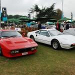 Ferrari 288 GTO and 308 GTB