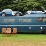 Ecurie Ecosse transporter & race cars
