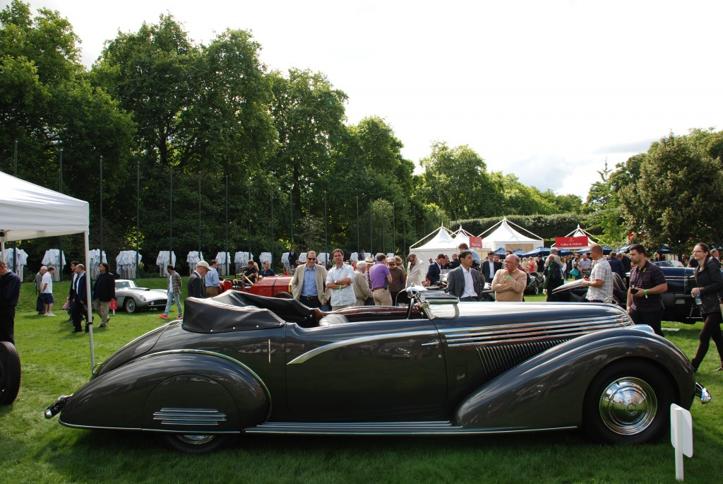 St James's Concours of Elegance 2013 (132)