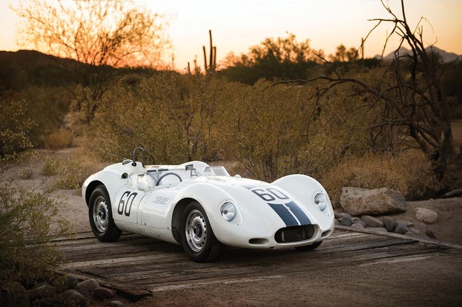 Lister Jaguar 2014