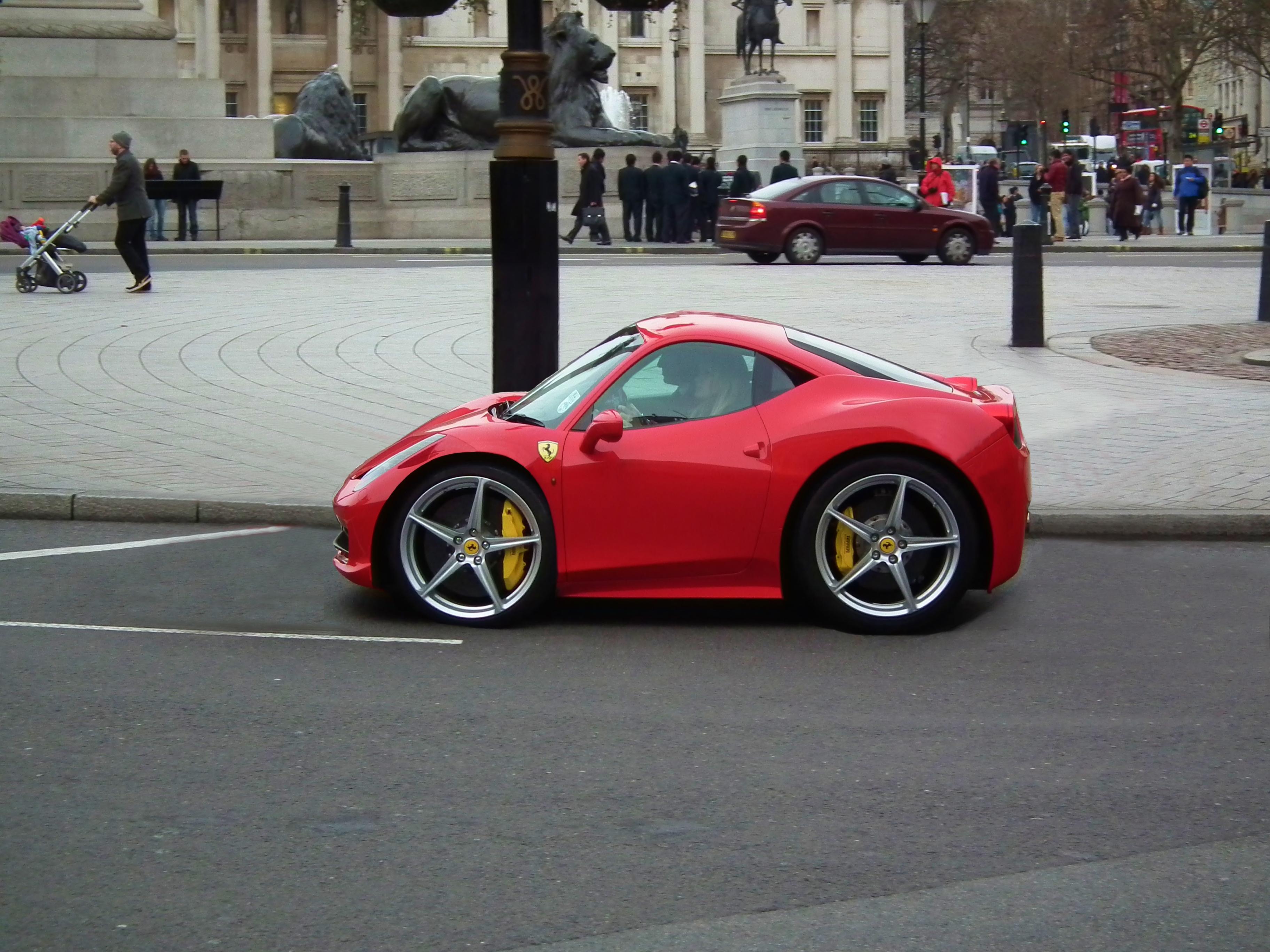 seriously cool or seriously uncool ferrari 458 italia my car