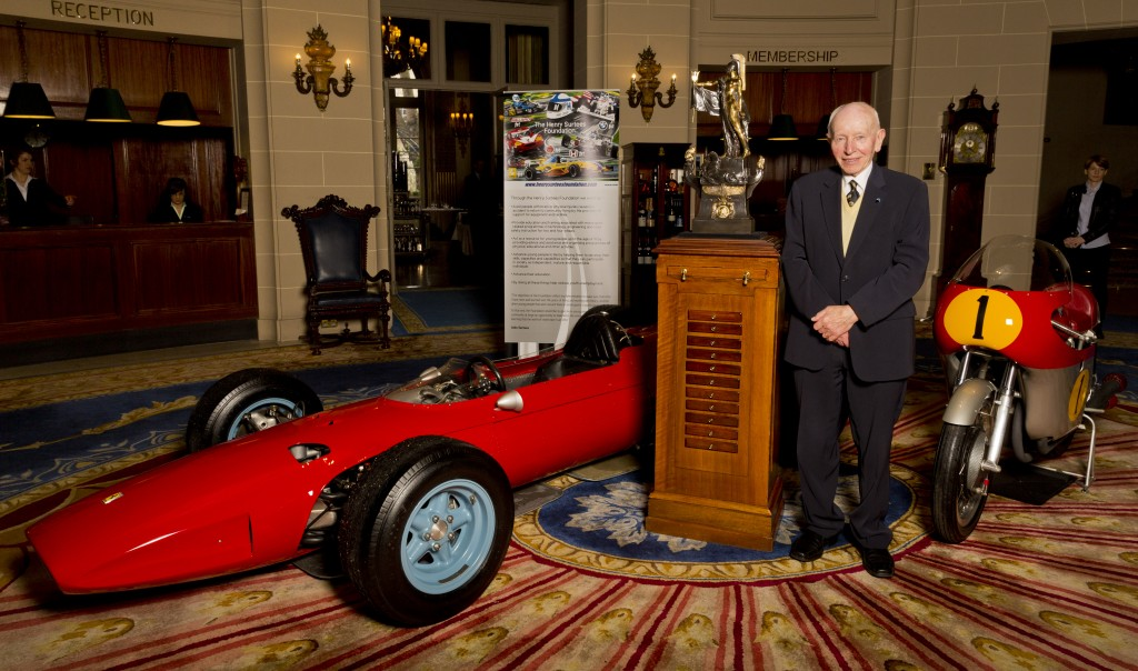 John Surtees © Tom DymondJohn Surtees © Tom Dymond
