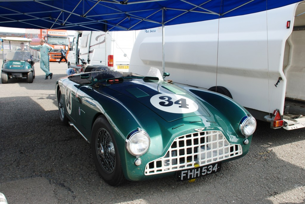Donington Historic Festival May 2014 (15)