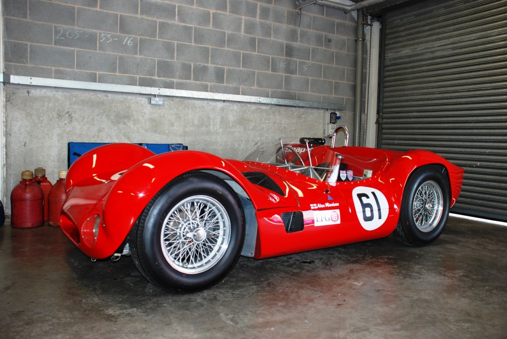 Donington Historic Festival May 2014 (4)