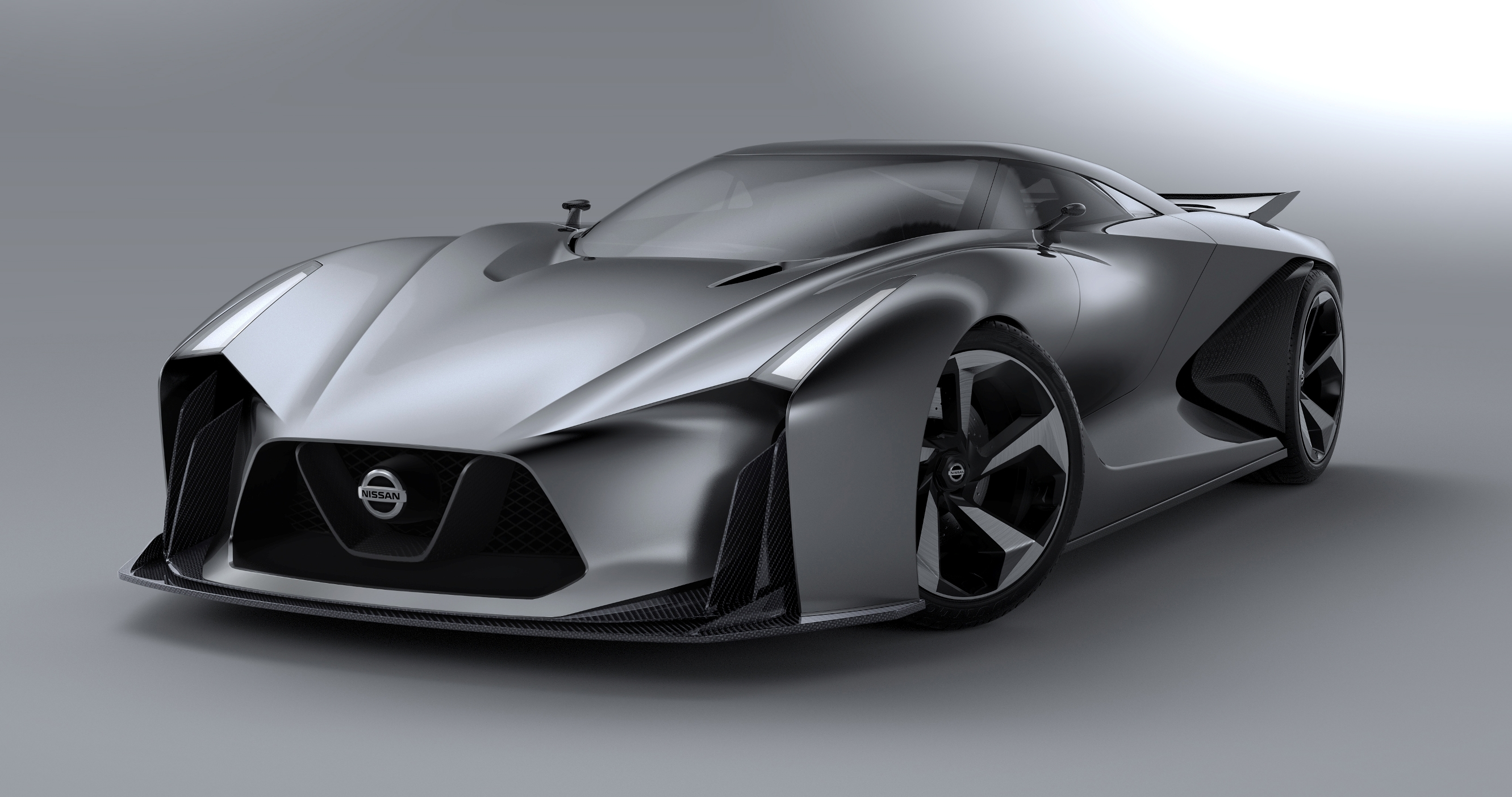 If Only Nissan Built The Nissan Concept Vision Grand Turismo