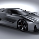 NISSAN CONCEPT 2020 Vision Gran Turismo front side