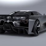 NISSAN CONCEPT 2020 Vision Gran Turismo rear