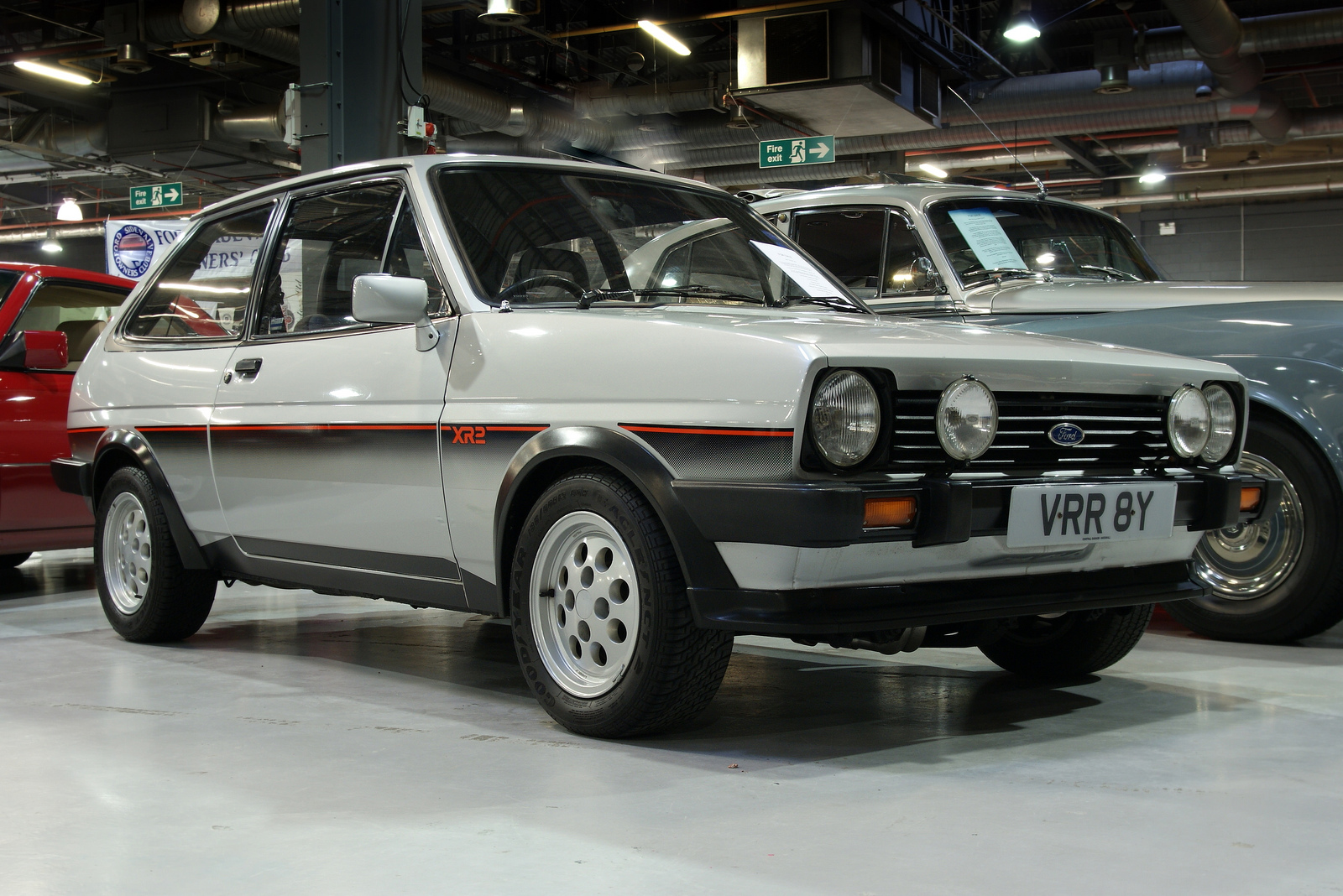 the history of the ford fiesta my car heaven. Black Bedroom Furniture Sets. Home Design Ideas