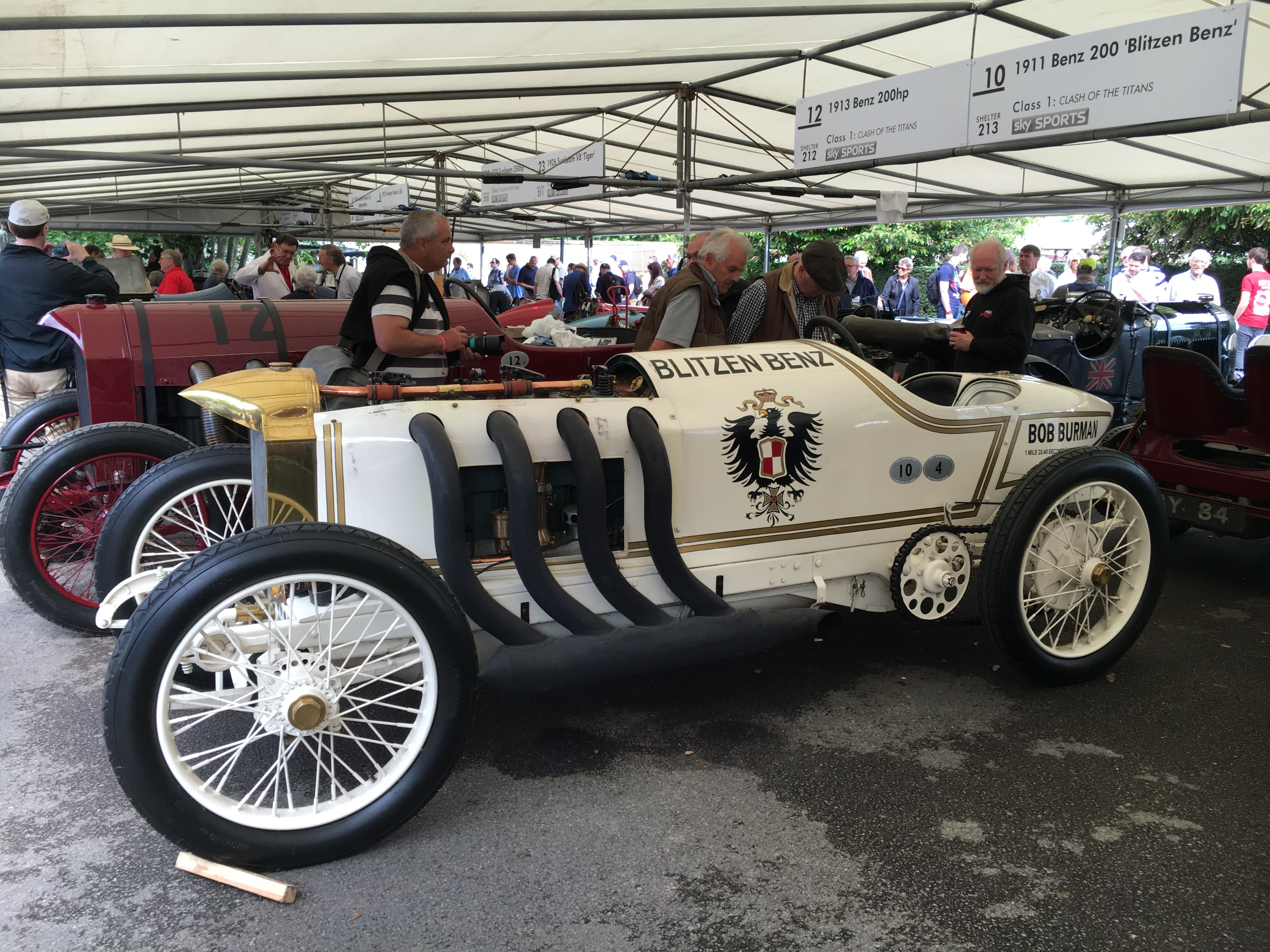 postcard from the 2016 goodwood festival of speed my car heaven. Black Bedroom Furniture Sets. Home Design Ideas
