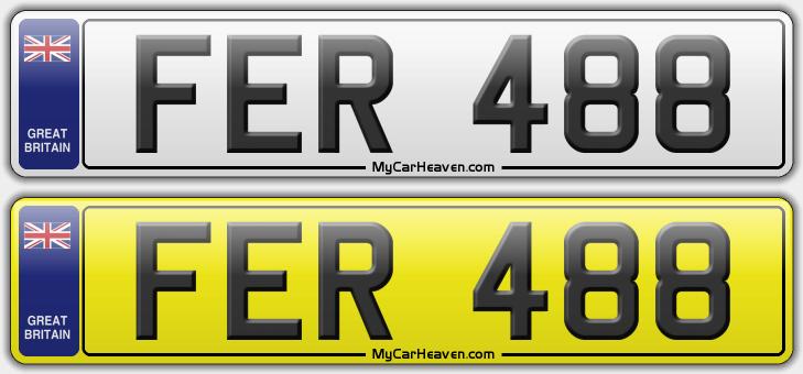 ferrari-488-number-plate