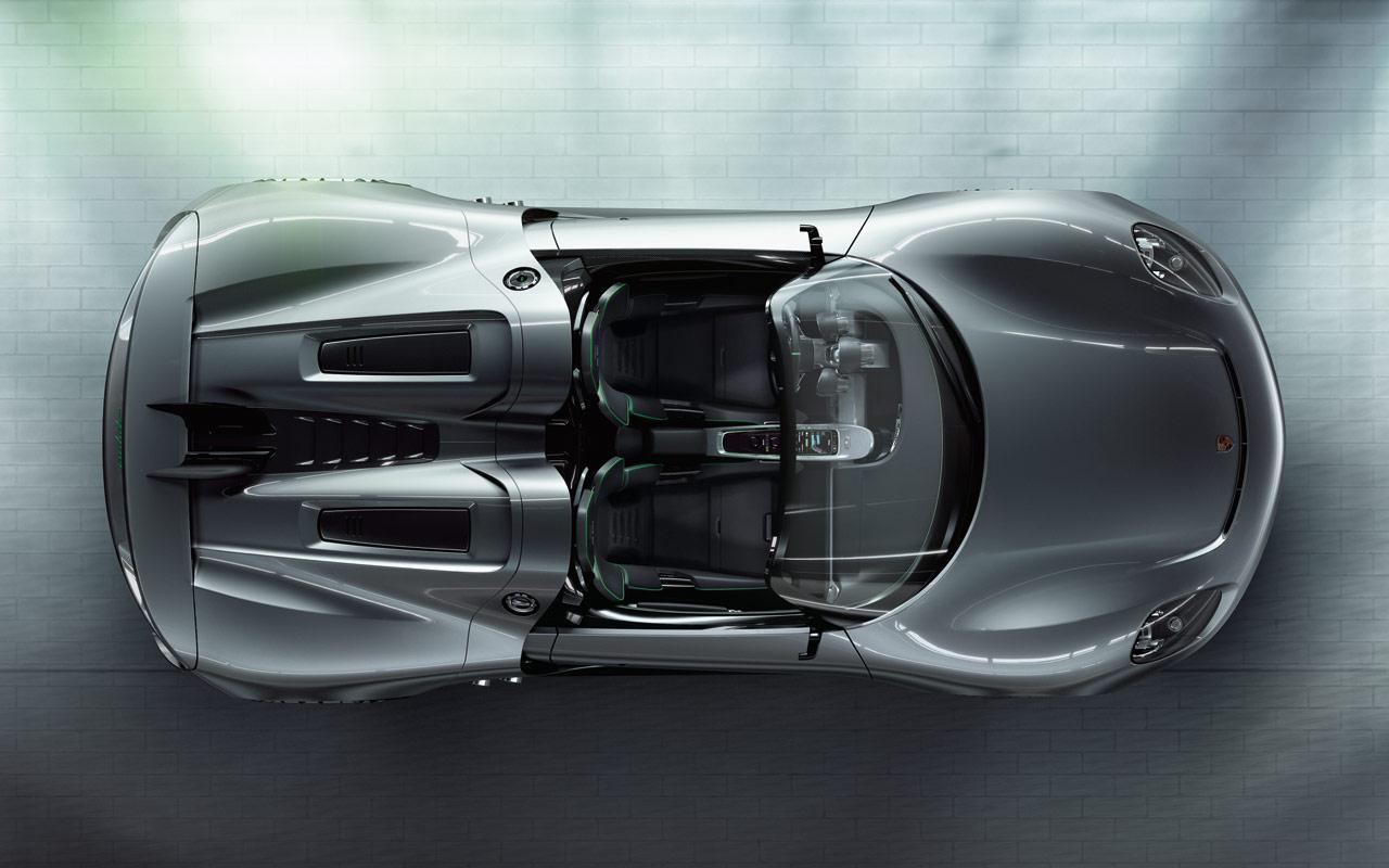 beautiful concept cars the porsche 918 spyder my car heaven. Black Bedroom Furniture Sets. Home Design Ideas