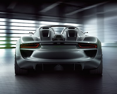 beautiful concept cars the porsche 918 spyder my car heaven. Black Bedroom Furniture Sets. Home Design Ideas