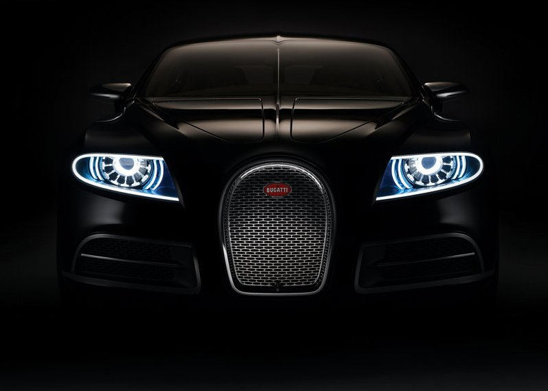 bugatti galibier 16c front view my car heaven. Black Bedroom Furniture Sets. Home Design Ideas